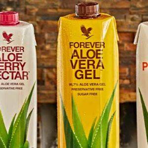 Aloe Vera Gel dranken