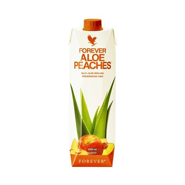 Aloe Vera drank Perzik